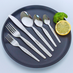 Good Feedback High Quality Stainless Steel Flatware 72Pcs Set