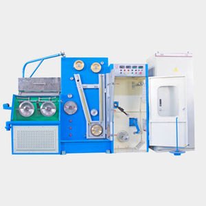 High quality JD-22 Dies copper fine wire drawing Used Machine