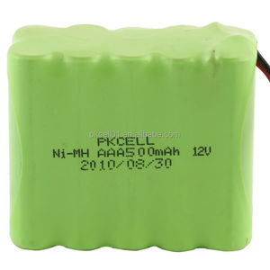High capacity Ni-MH AAA series connection parallel connection rechargeable battery pack