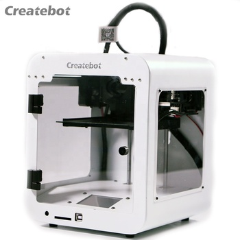 2018 NEW product desktop Createbot 3D Printing Machine 3D Printer with Touchscreen and Extruder