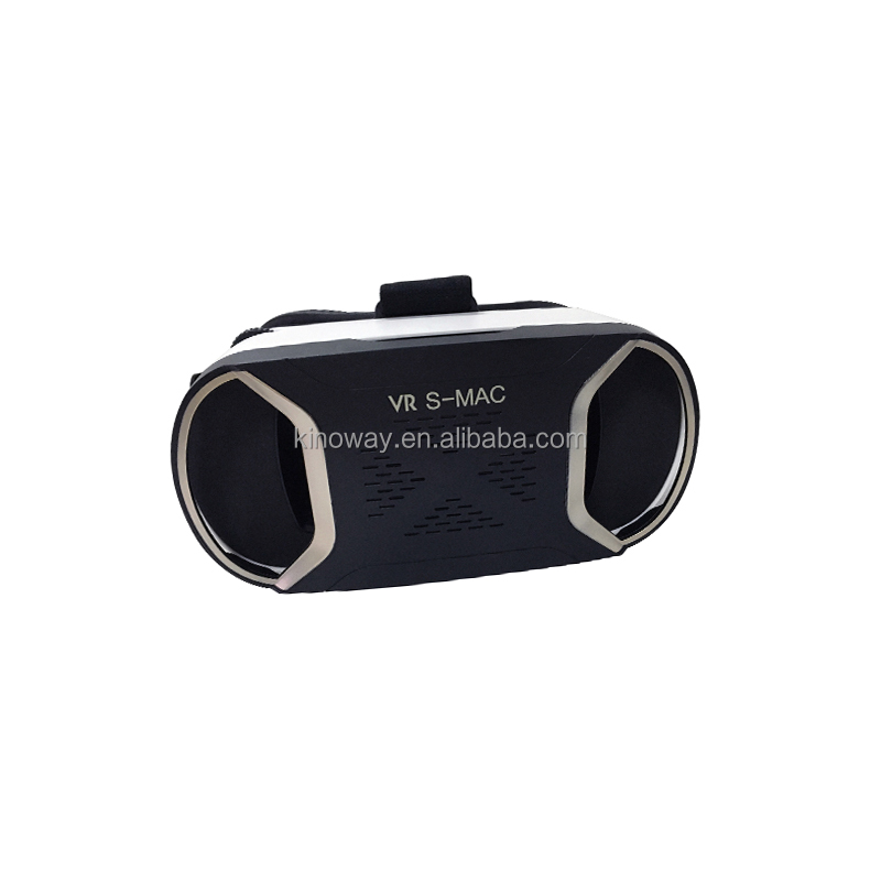Shenzhen factory directly sale new VR 3d glasses box with Green Glasses