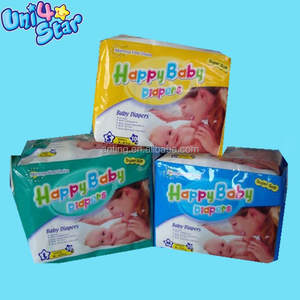 Manufacturer Disposable Sleepy Baby Diaper In Malaysia