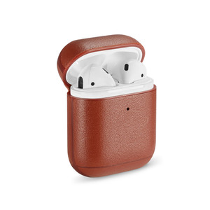 Hot Selling Protective for Airpods Case Leather Supplier for Airpods Charging Case