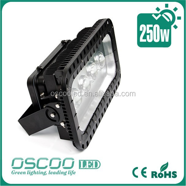 highbay led light equal to 400w metal halid 250w led floodlight