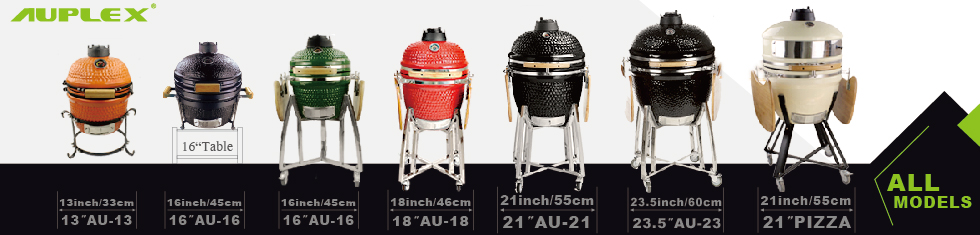 Free Sample Home and Garden Kamado Ceramic Pizza Oven
