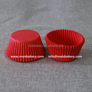 oil resist colorful custom printed cupcake liners for bake