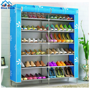 Large personal waterproof standing outdoor homemade shoe racks
