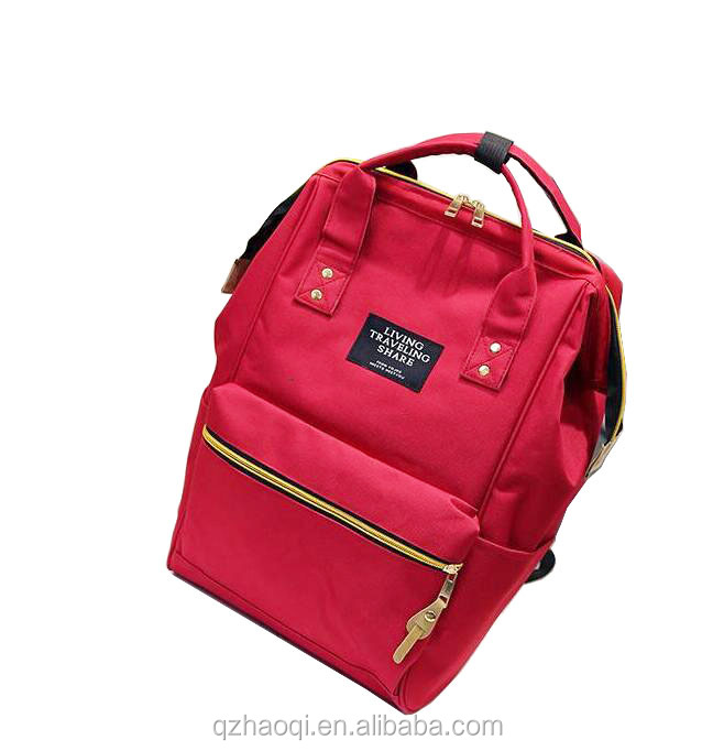 Manufacturers selling new leisure Backpack School canvas bags laptop bag computer bag