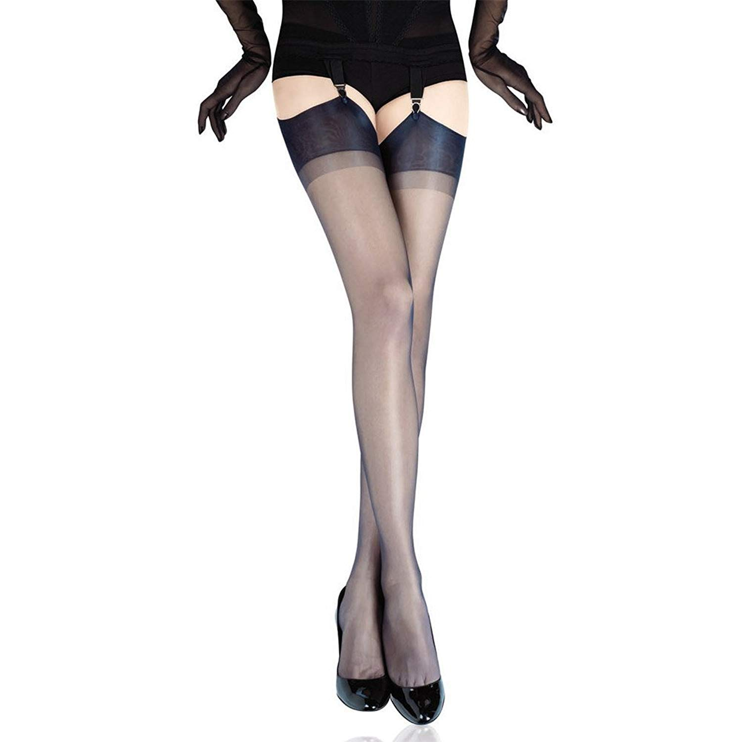 d28668fbe7aa6 Buy Gio Women's RHT stockings - FULL CONTRAST in Cheap Price on  m.alibaba.com