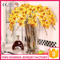 artificial flower for wedding wall decoration hanging wisteria flowers arrangements