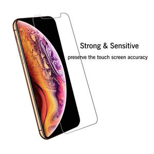 9H Tempered Glass Screen Protector For iPhone XI Mobile Phone 5.8 Inch For iPhone 11 Clear 2.5D Tempered Film