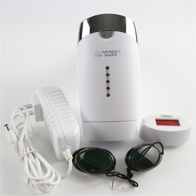 Portable laser hair removal 808nm diode ipl hair removal home mini hair removal machine