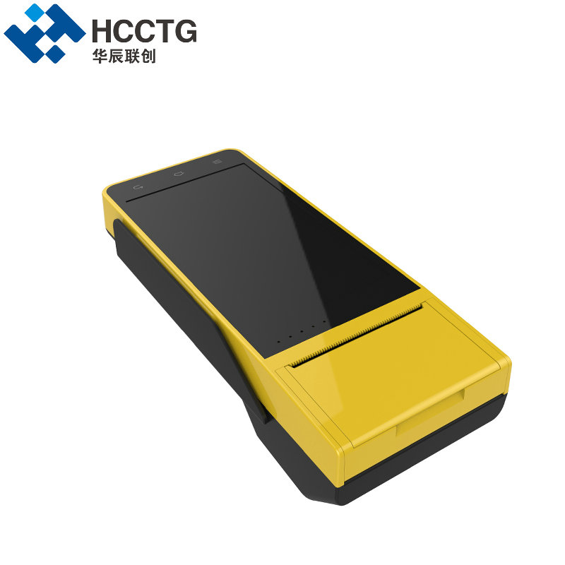 Supermarket Mobile Phone Credit Card POS Terminal Machine For Restaurant HCC-Z90