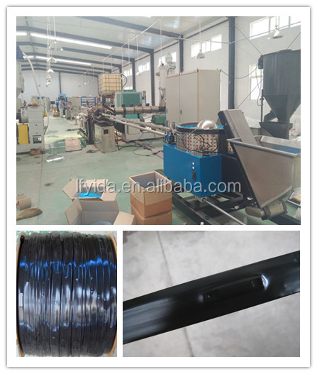 drip irrigation pipe extrusion line