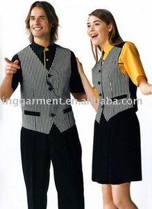 Cute bartender uniforms