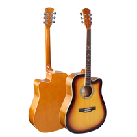 Classic color basswood guitar accessories acoustic guitars suppliers