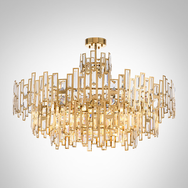 Buy cheap china table candle chandelier 4 products find china table 2018 new luxury fancy gold crystals large big hall hobby decoration led pendant pending chandelier lightings aloadofball Image collections