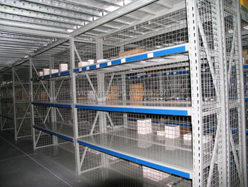 Industrial garage shelving storage mezzanine rack buy Garage storage mezzanine