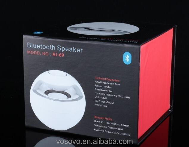 Mini Bluetooth Speaker Wireless Waterproof Bluetooth Speaker For Apple and Samsung