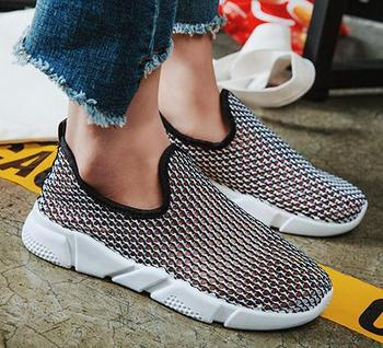 554503bf7 2018 manufacturers ladies summer flat shoes women sports fashion shoes