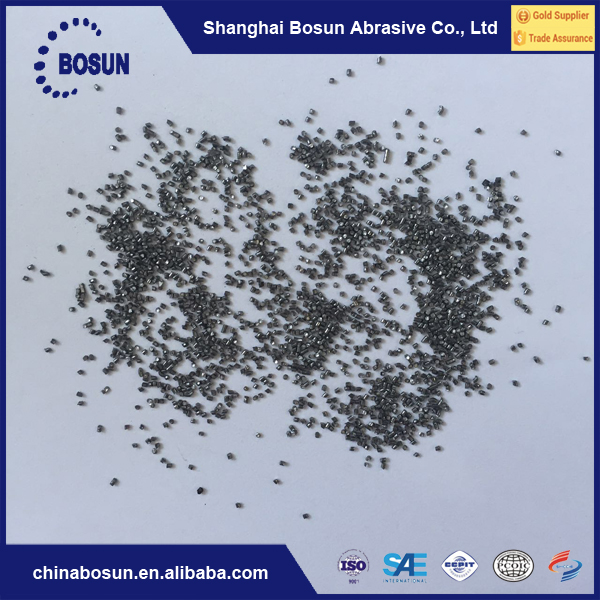 High carbon steel cut wire shot,stainless steel cut wire shot