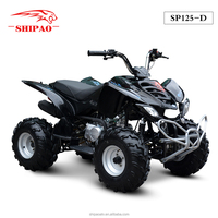 SP125-D cheap price 125cc racing ATV with zongshen ATV engine