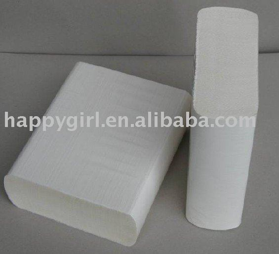 White Paper Hand Towels 2ply Z Fold MultiFold TOP QUALITY 30000 Napkins 10 Boxes