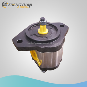 High quality SAE B flange Group 2 hydraulic gear pump oil pump for tractor