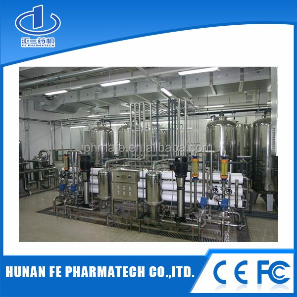 Low price reverse osmosis water purifier for lab