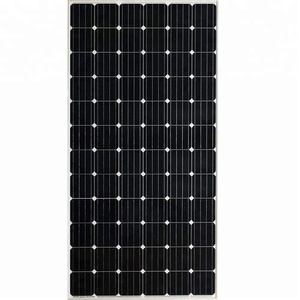 Cheap price home use 200 watt mono double glass solar panel