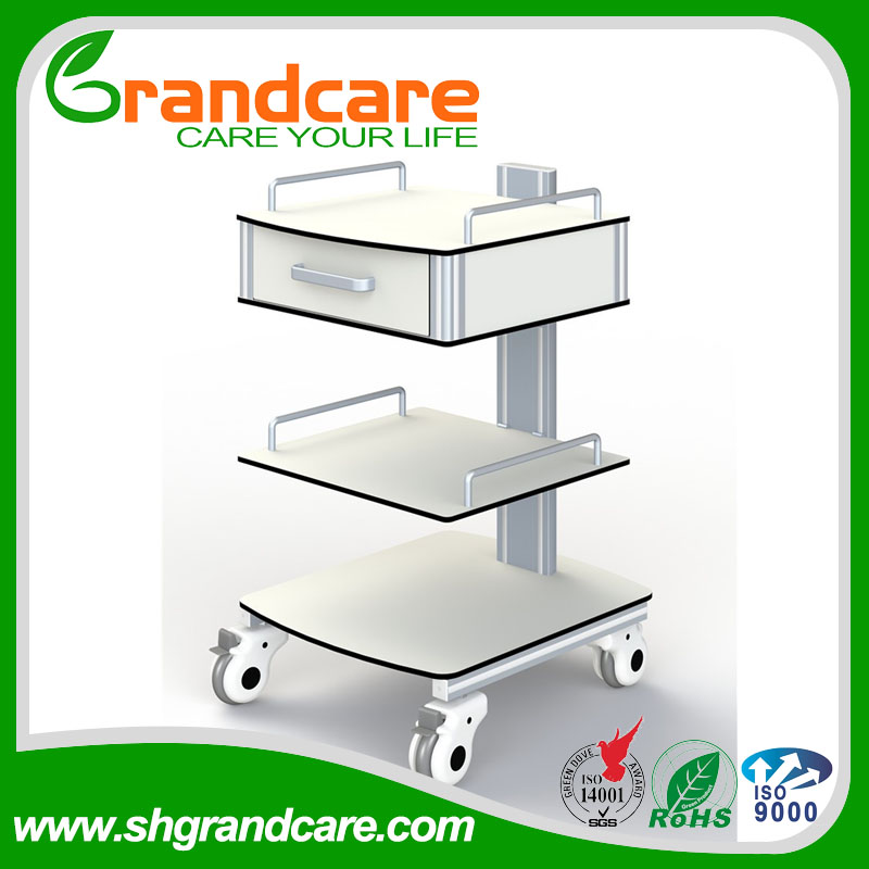 High Quality Grandcare Agon Trolley Cart Anti-acid Made In China