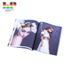 China Direct Professional Cheap book Printing Factory softcover magazine printing