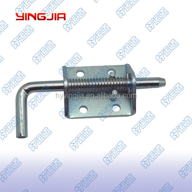 02407 Spring Loaded Latch Shoot Bolt