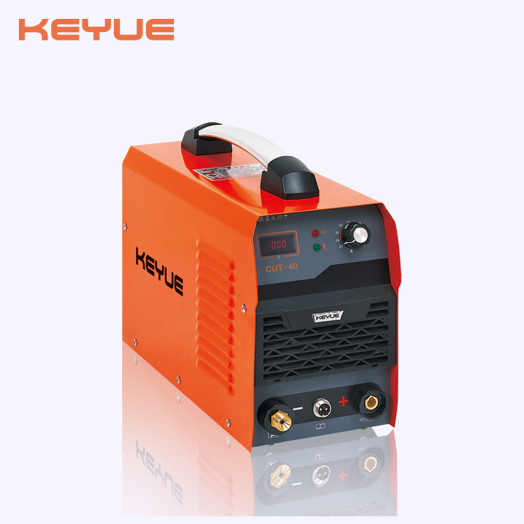 Single phase AC220V IGBT Inverter DC high frequency portable air cnc plasma welders CUT-40