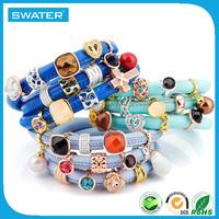 Jewelry Making Supplies Charm Leather Wrap Bracelets Australia
