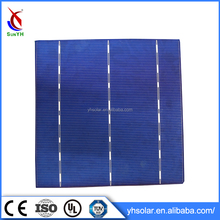 High Efficiency Solar Cell Price / Polycrystal Solar Cell 4.3W For Industrial