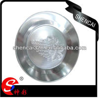 High Quality Stainless steel food plate / dish
