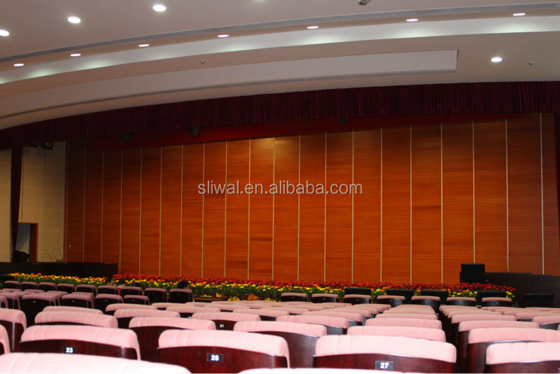China Manufacturer Aluminium Economic Grand Boardroom Partition ...