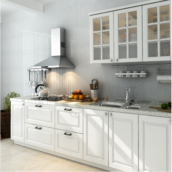 European American Style Wooden Kitchen Cabinet White Color Buy Modern Kitchen Cabinets Modular Kitchen Cabinets Used Kitchen Cabinets Product On
