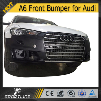 Jc Auto Parts A To Rs Pp Front Bumper For Audi A Buy Rs - Audi a6 parts