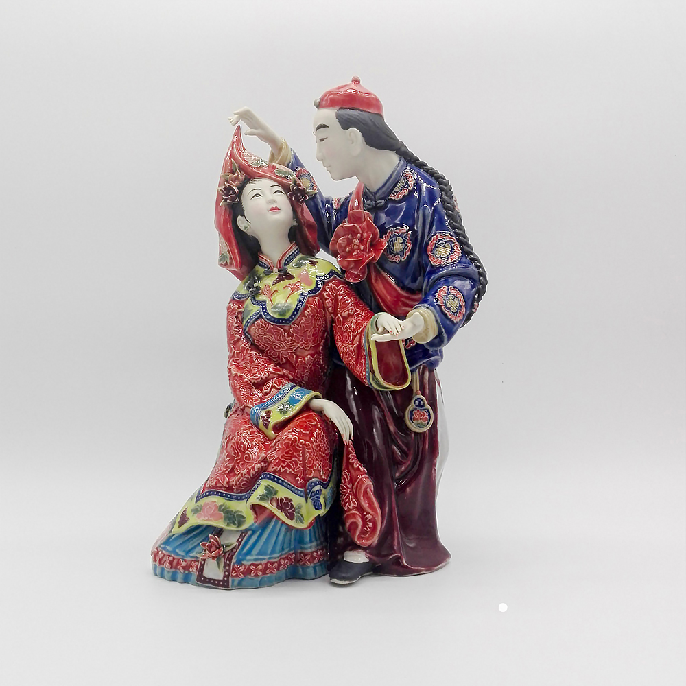 Buy Doll Furnishing Articles Resin Crafts Home Decoration: Online Buy Wholesale Chinese Warriors Statues From China