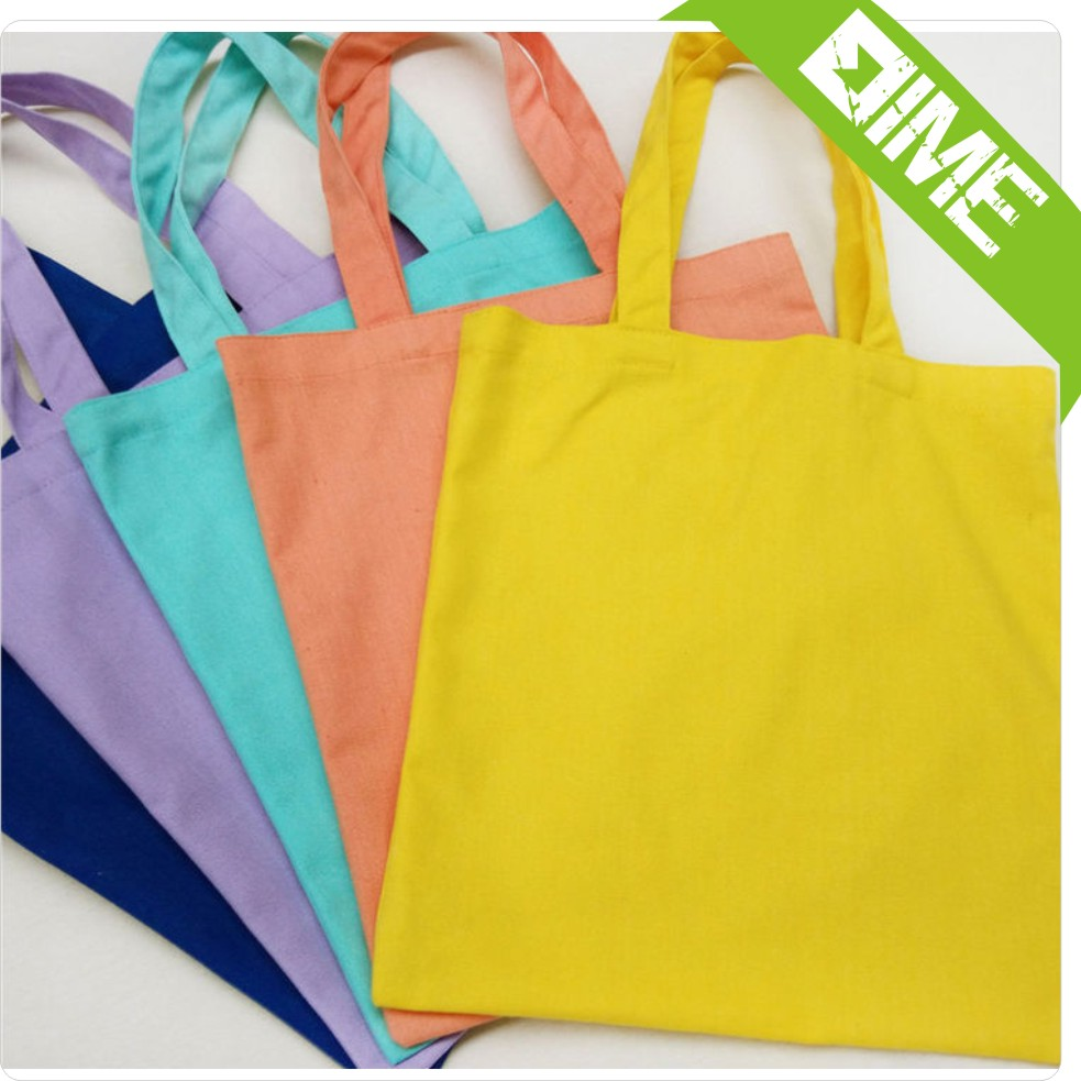 High Quality Full Color Cotton Bag