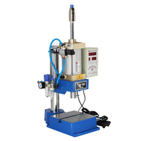 Factory Price Small Table Pneumatic Punching Press Machine