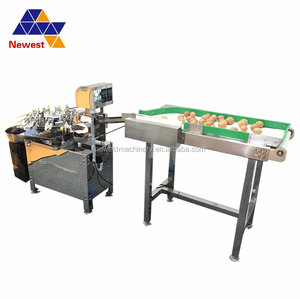 Low breakrage commercial quail egg shelling machine egg breaking machine for sale