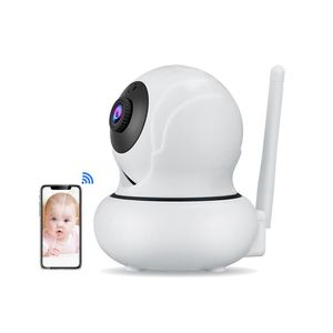 Manufacturer Zoom Motion Detection IR-Cut 1080P Onvif IP Wifi Camera with Motion