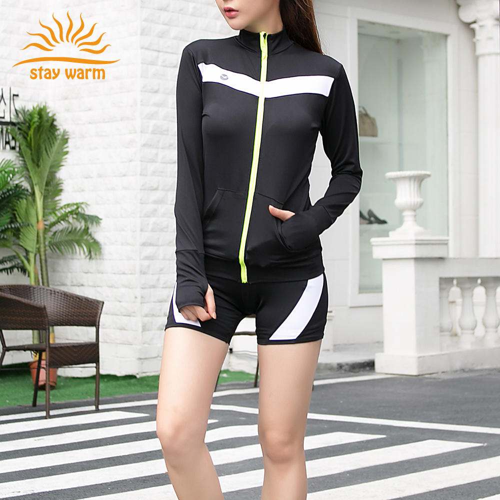 Women Apparel Sport Wear From Taiwan Factory