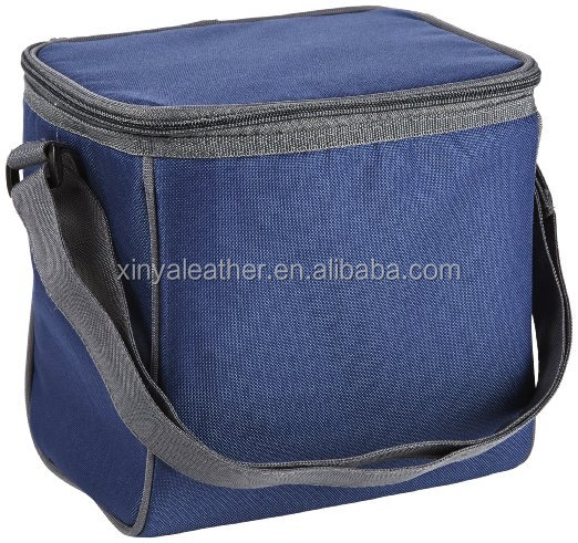 wholesale polyester Fit & Fresh Insulated Cooler Bag with Adjustable Strap