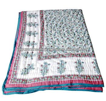 Summer Cotton Quilt Jaipur India - Buy Summer Cotton Quilt Jaipur ... : quilt india - Adamdwight.com