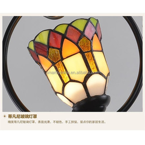 TIFFANY chandelier pendant lamp E27 BASE E14 BASE ceiling light for living room