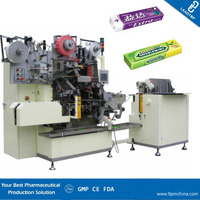 High Speed Bubble gum with tattooing Packing machine